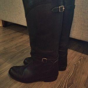 Frye Dorado Knee high riding boots size 10